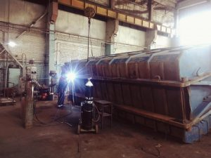 Производство мусорных контейнеров